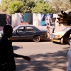 These portraits have been blown-up to huge sizes and displayed publically in Mali. Credit: Vincent Tremeau/Oxfam