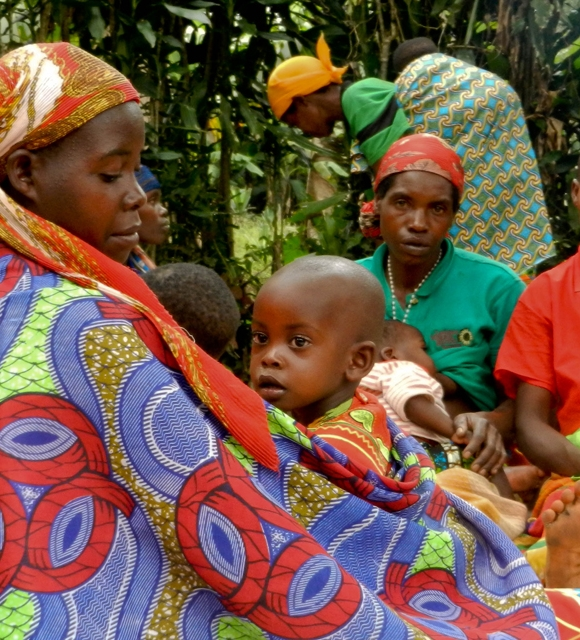 Fighting malnutrition in Burundi