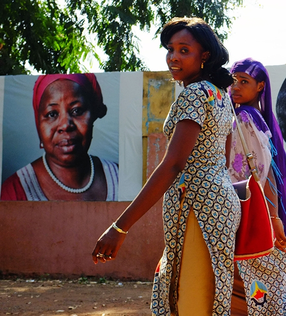 16 days campaign against gender violence Mali tile